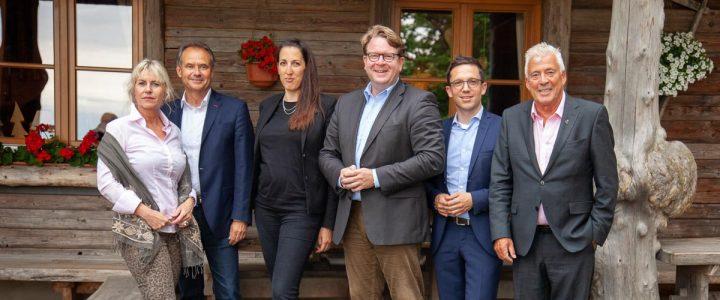 Große Koalition beim 26. Steinberg-Dialog
